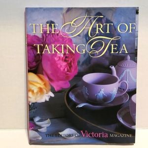 "Book "" the art of taking tea"""